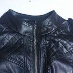 Deri ceket yaka tamiri ve değişimi-6